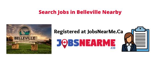 Belleville: jobsnearme.ca