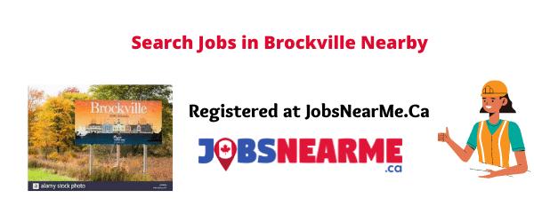 Brockville: jobsnearme.ca