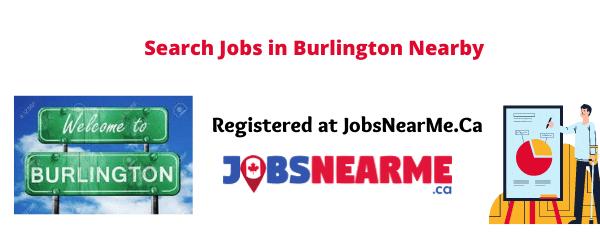 Burlington: jobsnearme.ca