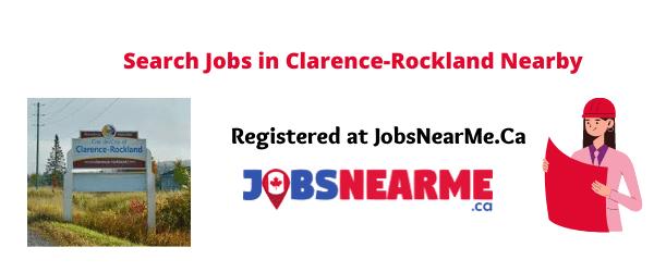 Clarence-Rockland: jobsnearme.ca