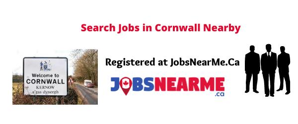Cornwall: jobsnearme.ca