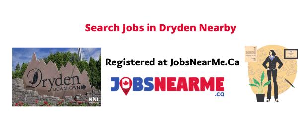Dryden: jobsnearme.ca