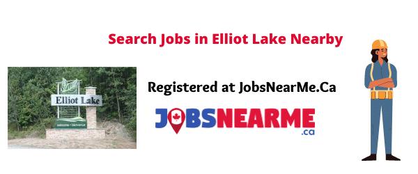 Elliot Lake: jobsnearme.ca