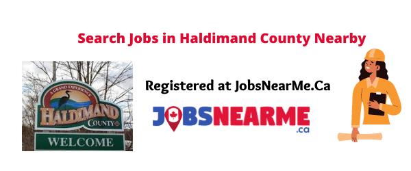 Haldimand County: jobsnearme.ca
