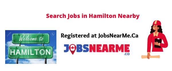 Hamilton: jobsnearme.ca