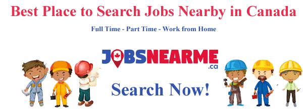 Jobs NearBy Canada