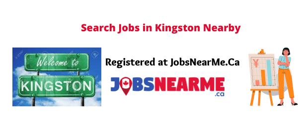 Kingston: jobsnearme.ca