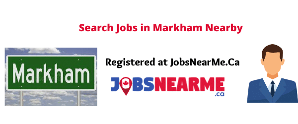 Markham: jobsnearme.ca