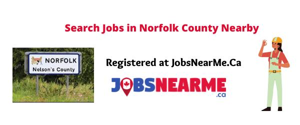 Norfolk County: jobsnearme.ca