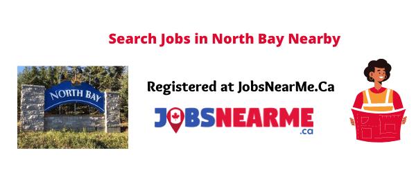 North Bay: jobsnearme.ca