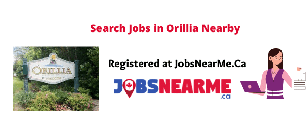 Orillia: jobsnearme.ca