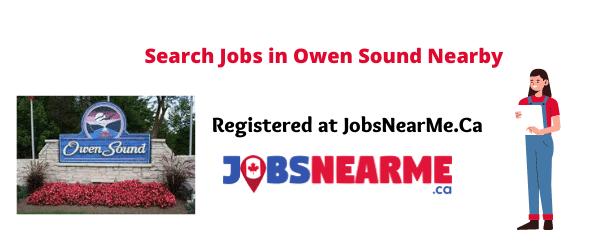 Owen Sound: jobsnearme.ca