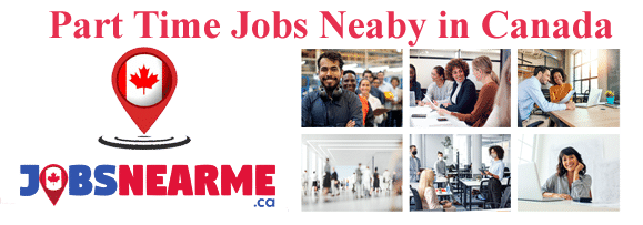Part Time Jobs Near Me in Canada