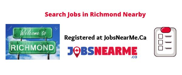 Richmond: Jobsnearme.ca
