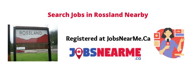 Rossland: Jobsnearme.ca