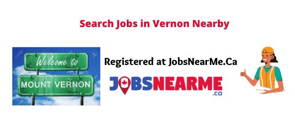 Vernon: Jobsnearme.ca