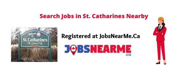 St. Catharines: jobsnearme.ca