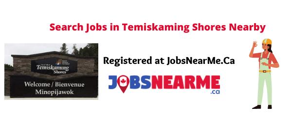 Temiskaming Shores: jobsnearme.ca