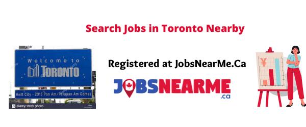 Toronto: jobsnearme.ca