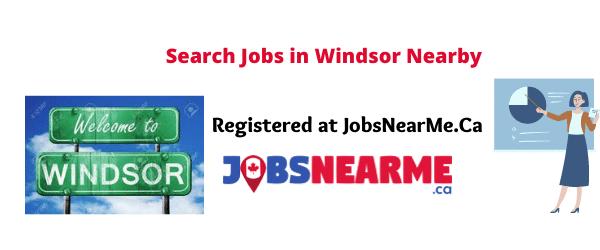 Windsor: jobsnearme.ca