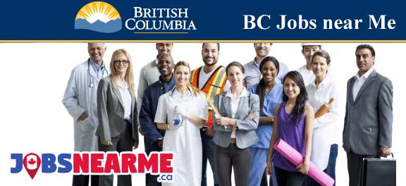 British Columbia Jobs Near Me
