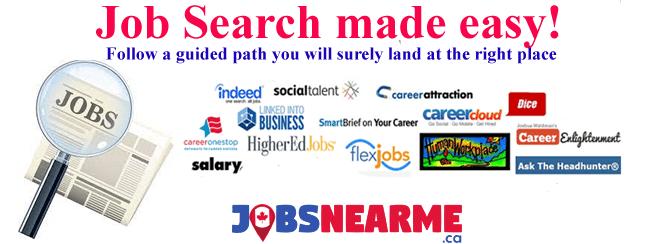 Job Search Made Easy Jobs Near Me