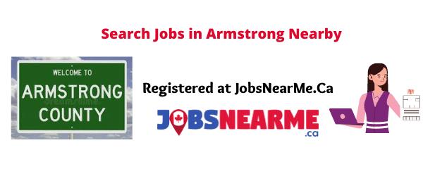 Armstrong: Jobsnearme.ca