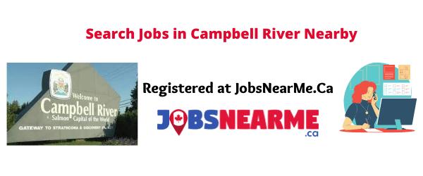 Campbell River: Jobsnearme.ca
