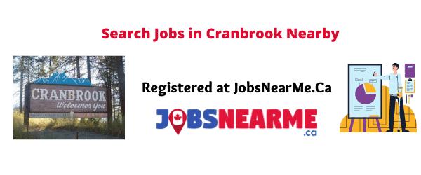 Cranbrook: Jobsnearme.ca