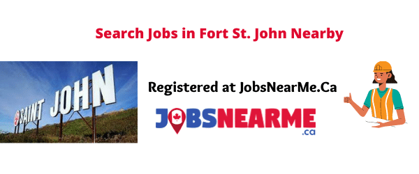 Fort St. John: Jobsnearme.ca