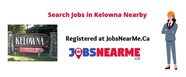 Kelowna: Jobsnearme.ca