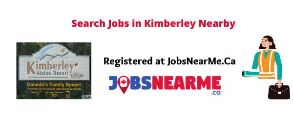 Kimberley: Jobsnearme.ca