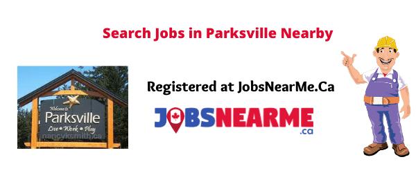Parksville: Jobsnearme.ca
