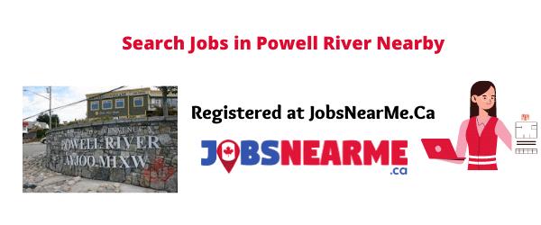 Powell River: Jobsnearme.ca