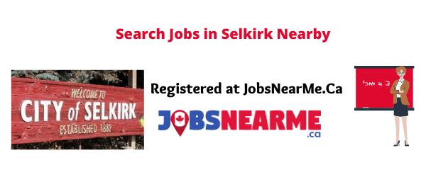 Selkirk: jobsnearme.ca