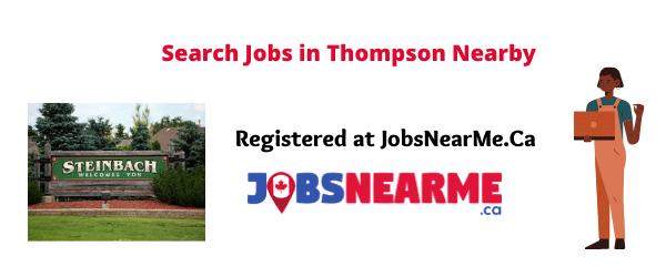Thompson: jobsnearme.ca