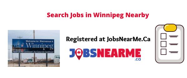 Winnipeg: jobsnearme.ca
